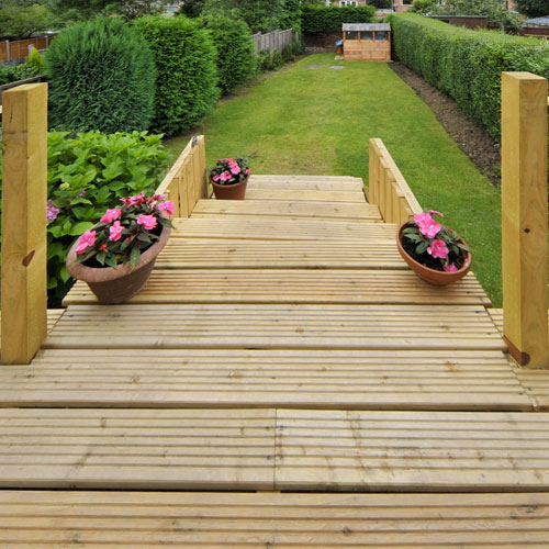 Decking by Driveways & Patios Ltd