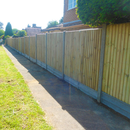 Fencing by Driveways & Patios Ltd