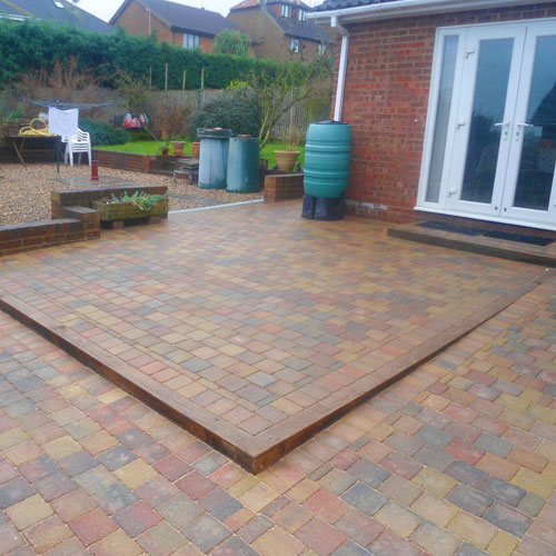 Patios by Driveways & Patios Ltd